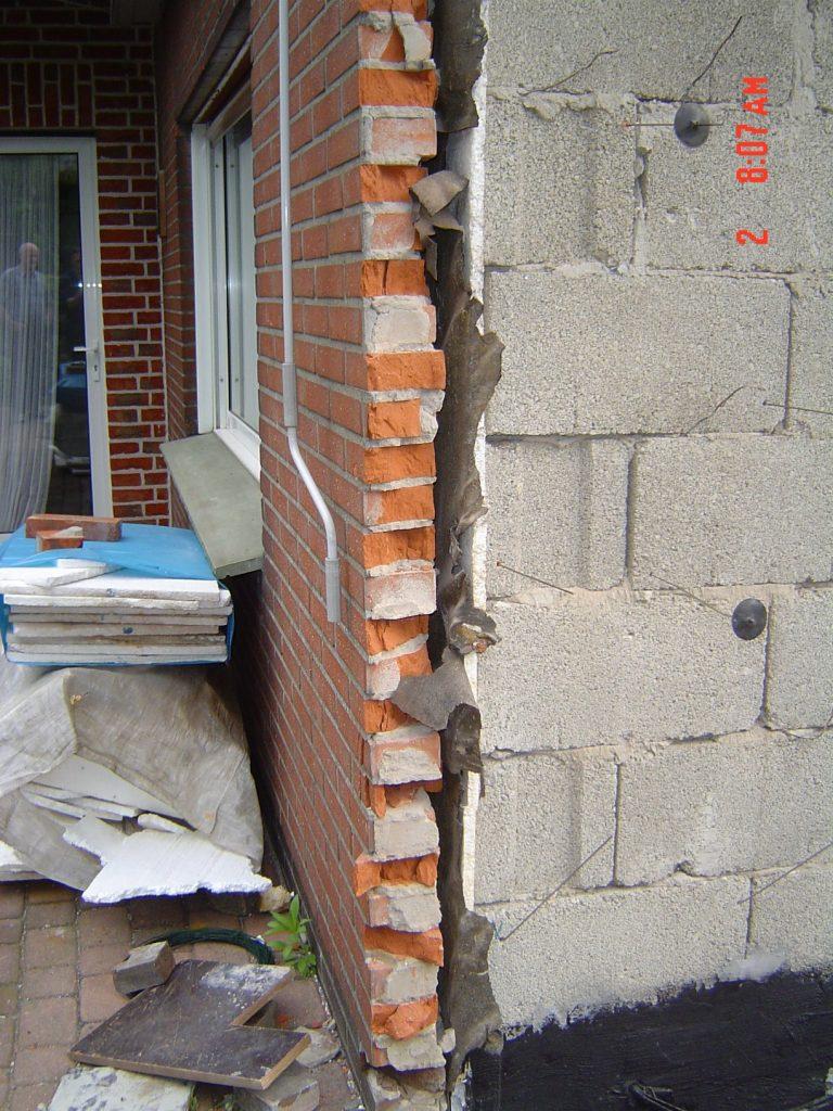 Beliebt Zweischaliges Mauerwerk | Niedrig-Energie-Institut MY02
